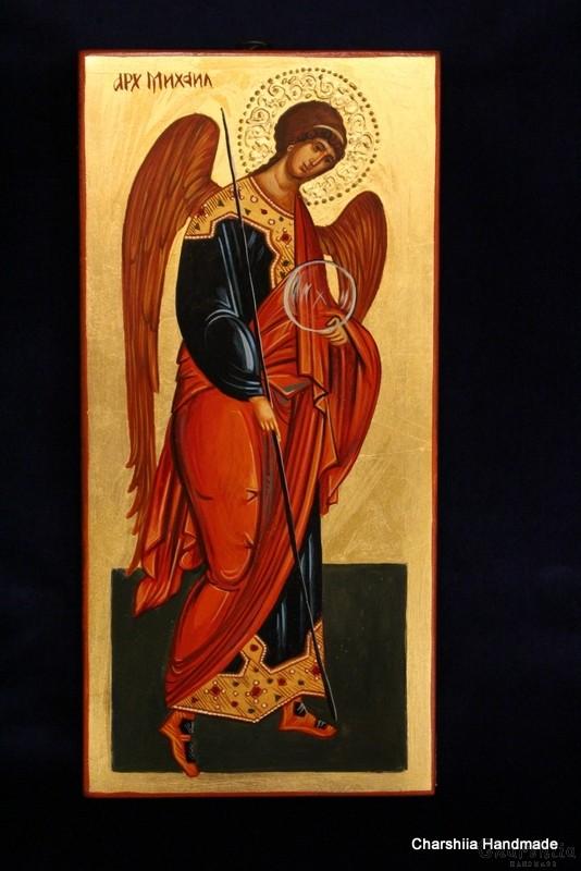 Икона на Свети Архангел Михаил