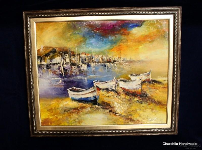 """Картина """"Море"""" 11"""