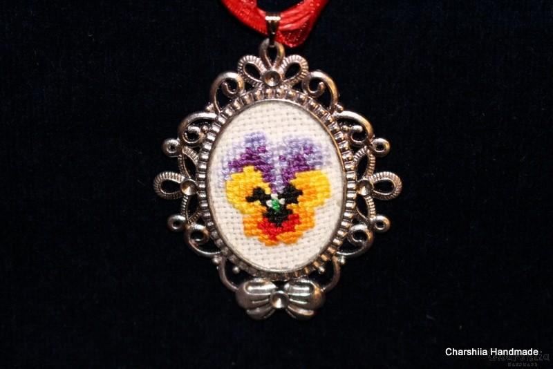 Медальон ''Теменуга''