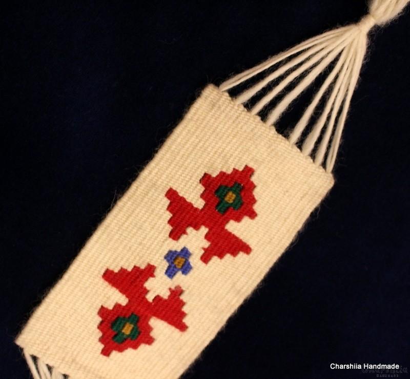 Ръчно тъкано пано с хлопка