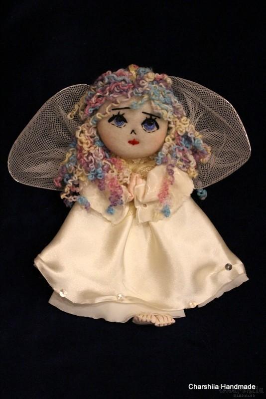 """Парцалена кукла ''Ангел"""""""