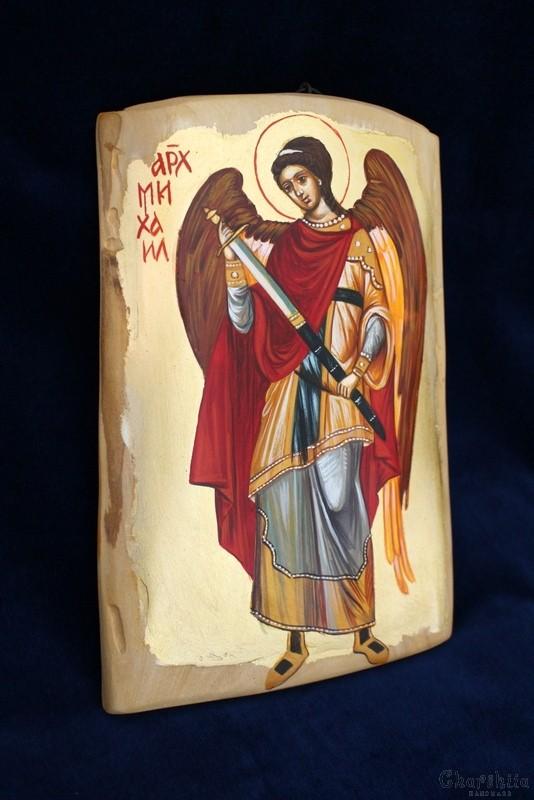 Икона образ на ''Свети Архангел Михаил''