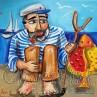 """Картина """"Рибар"""" 2"""