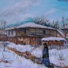 Картина ''Януарски следобед''