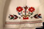 Детска блуза за момиче с българска шевица
