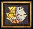 """Картина ''Керамична риба"""" 1"""