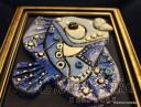 """Картина ''Керамична риба"""" 3"""