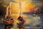 """Картина """"Море"""" 12"""