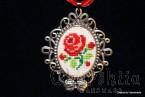Медальон ''Розова градина'' 1