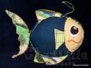 "Парцалена кукла ''Риба"""