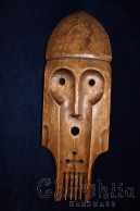 "Woodcarving ""Mask"" 8"