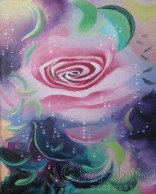 "Painting ""Rose 1"""