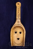 "Woodcarving ""Spoon girl"""