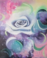"Painting ""Rose 2"""