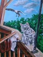 "Painting ""Dilemma"""