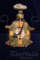 Ceramic clock 2