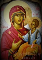 Icon image of  Virgin Hodegetria