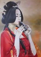 """Painting """"Zen"""""""