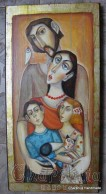 """Painting """"Family 2''"""