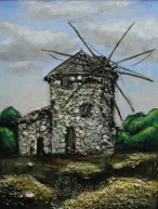 Painting ''Windmill''