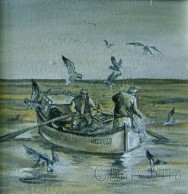 Painting ''Fishing''