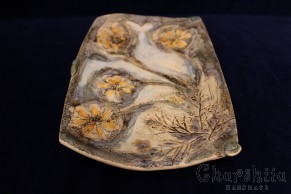 Decorative wall plate (tray) 1