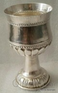 Silver cup with ornaments 2