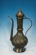 Copper relief utensil for liquids