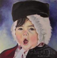 """Painting """"Yawn"""""""