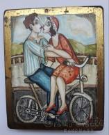 "Painting ""Love walk"""