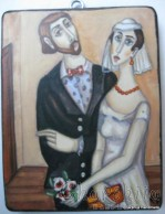 Painting ''Wedding 1''