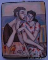 "Painting ""Summer vacation 2''"