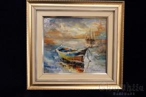 Painting ''Sea'' 6
