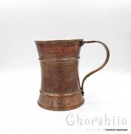 Copper Beer Mug