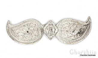 Women's metal belt buckle
