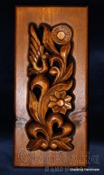 "Woodcarving ""Morning"""