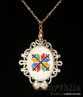 Pendant ''Bulgarian symbol'' 3