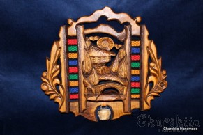 "Woodcarving ""Bulgarian house"" 3"