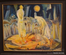 Painting ''Nestinarstvo''