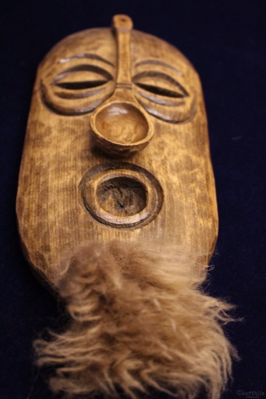 "Woodcarving ""Mask"" 3"