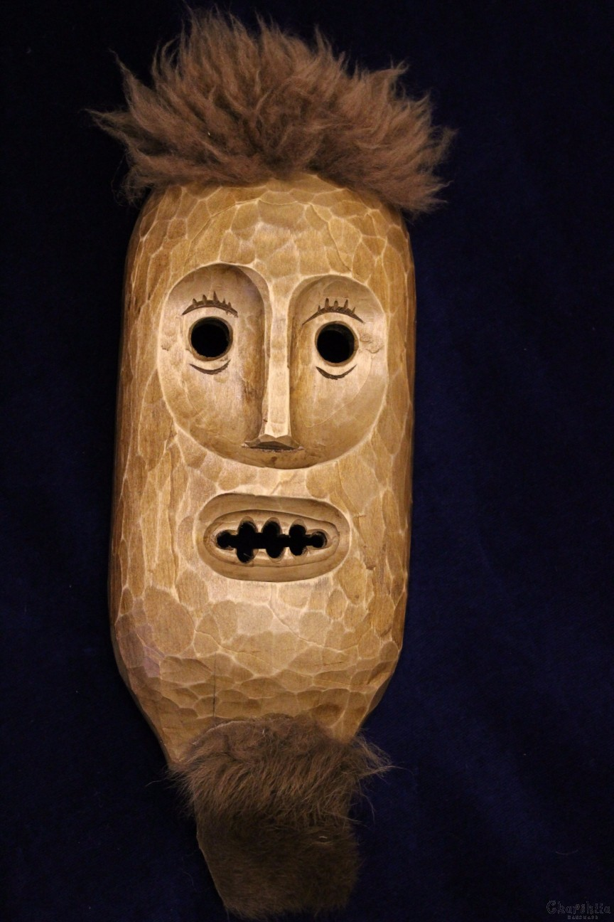 "Woodcarving ""Mask"" 2"
