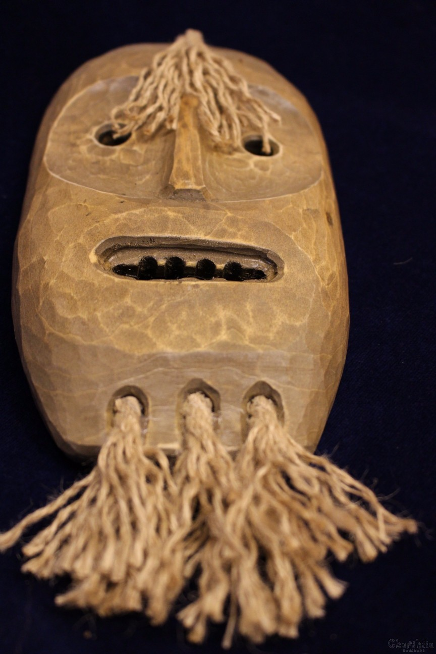 "Woodcarving ""Mask"" 1"