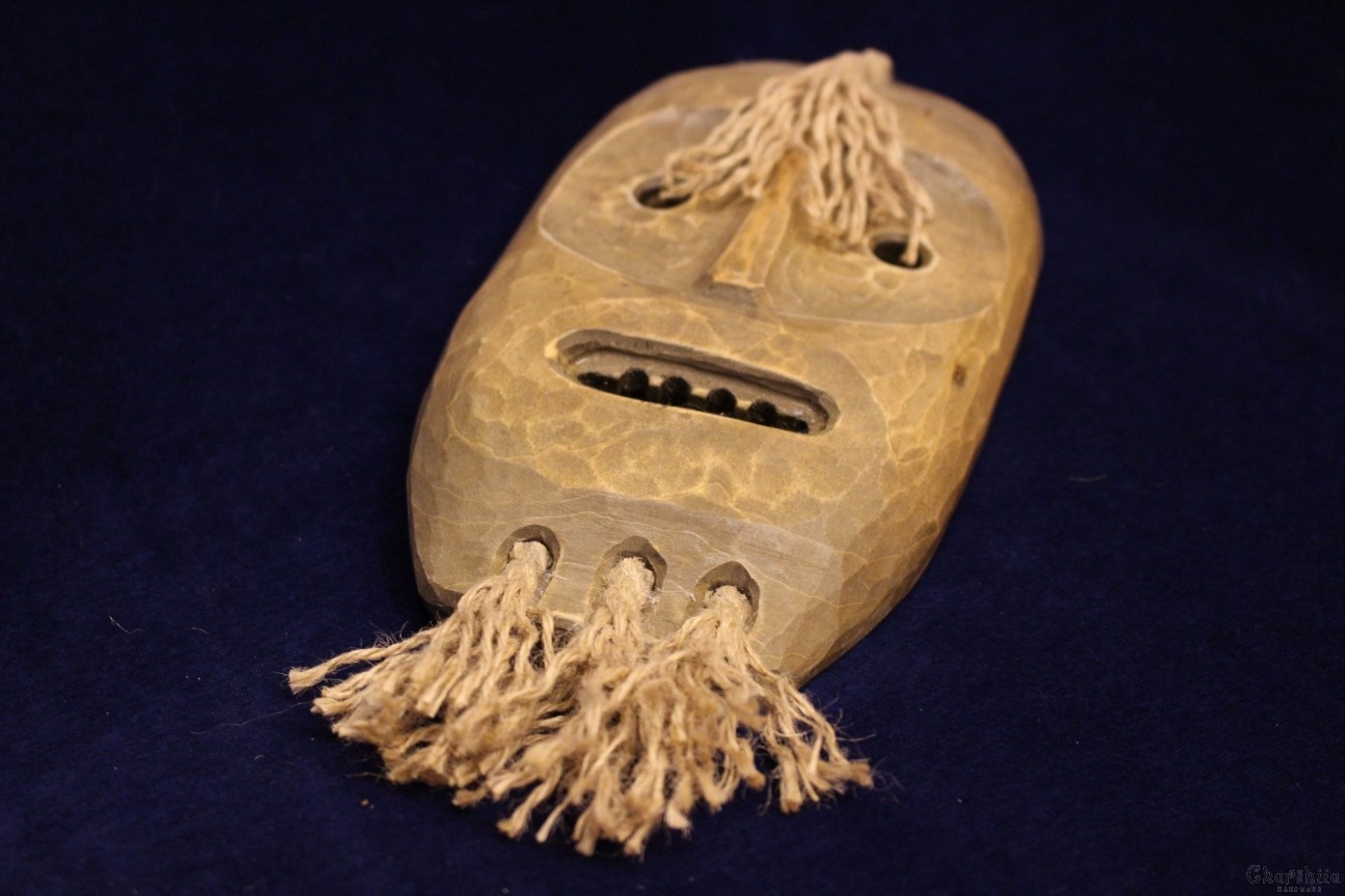 """Woodcarving """"Mask""""1"""