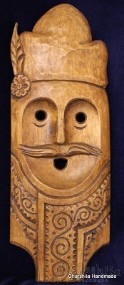 "Woodcarving ""Mask"" 7"