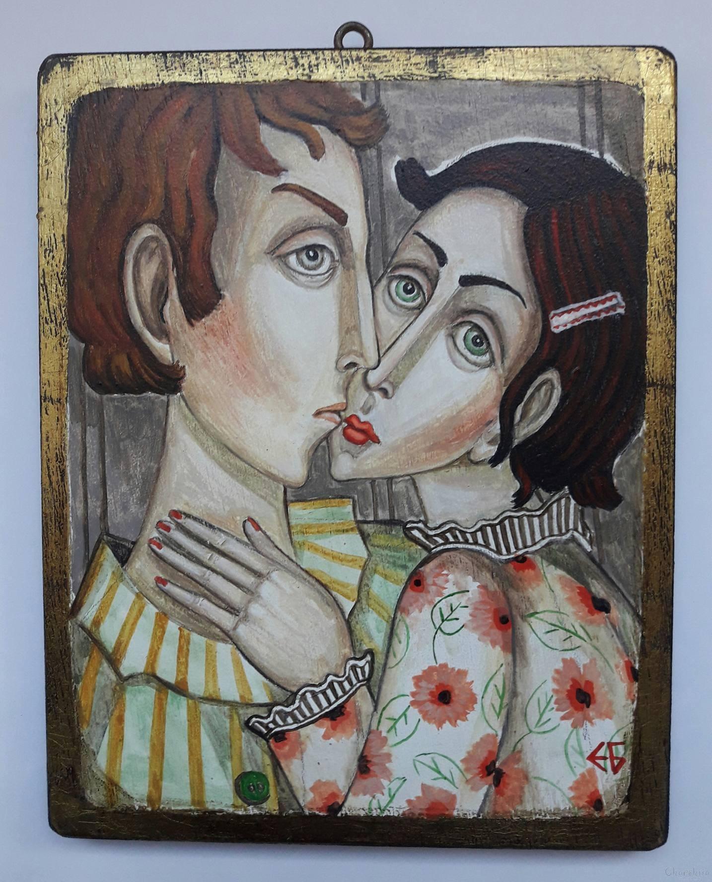 "Painting ""Closeness"""