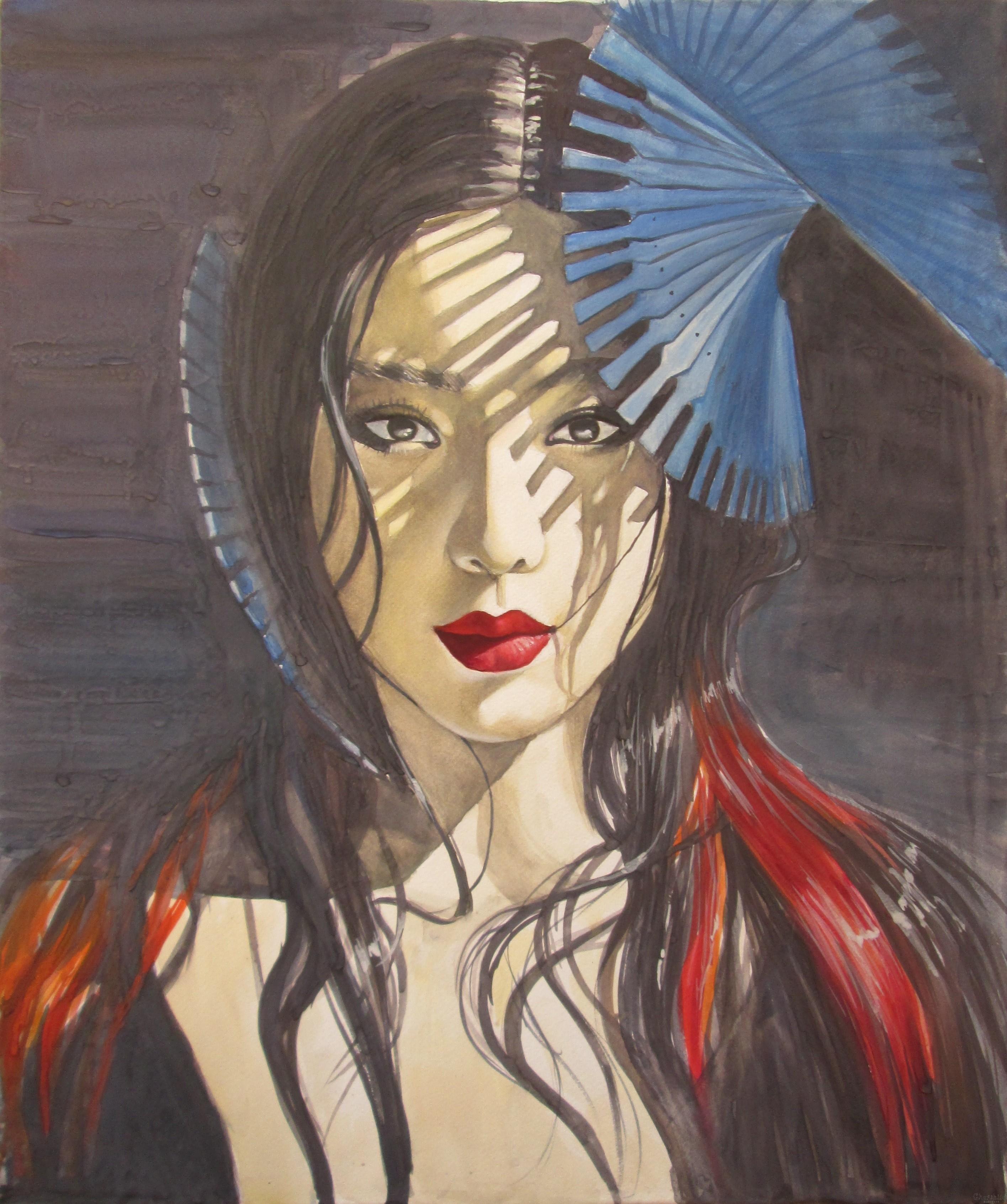 "Painting ""Desire"""