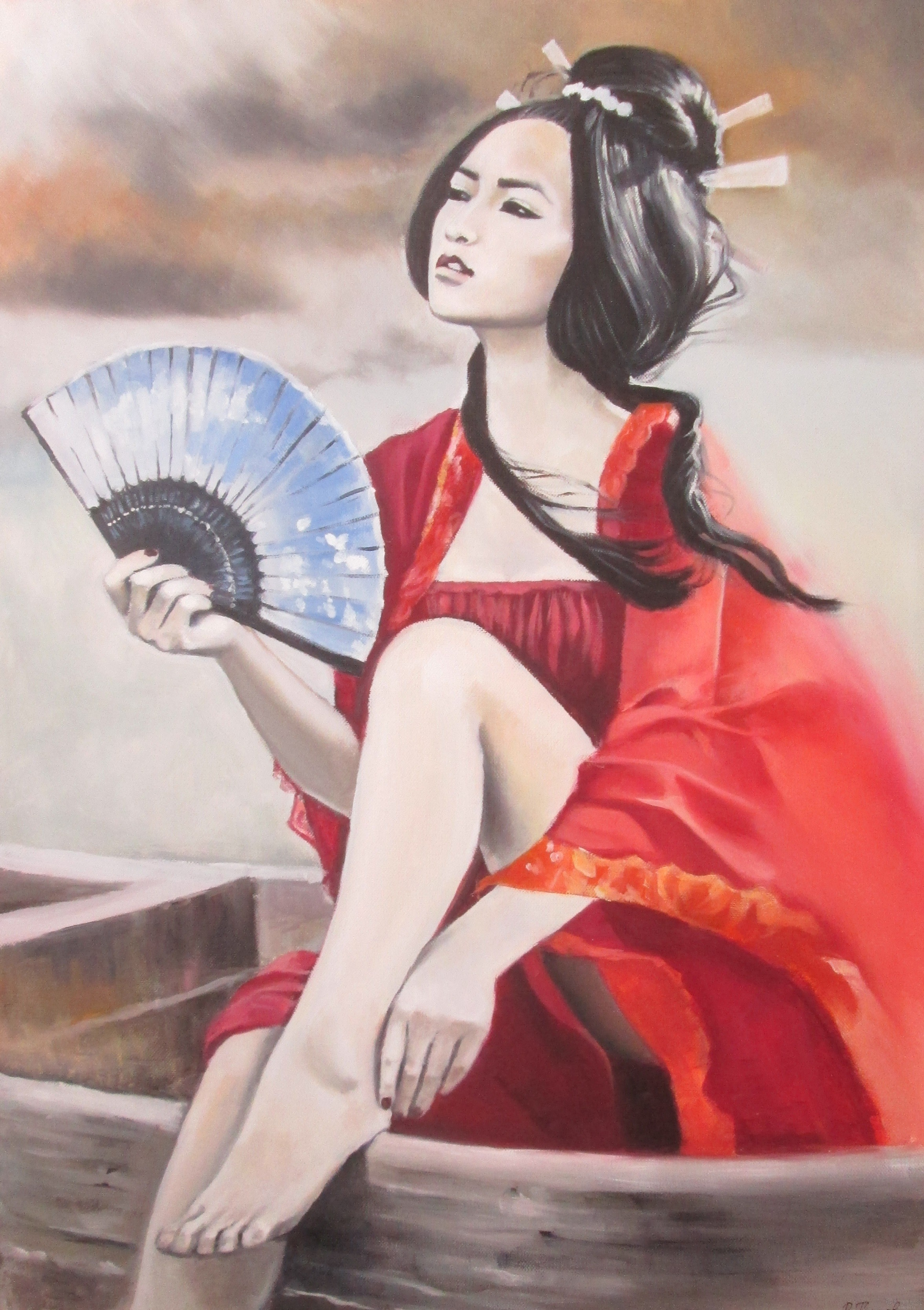 "Painting ""Prosperity"""