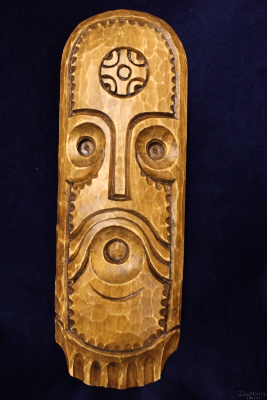 "Woodcarving ""Mask"" 6"