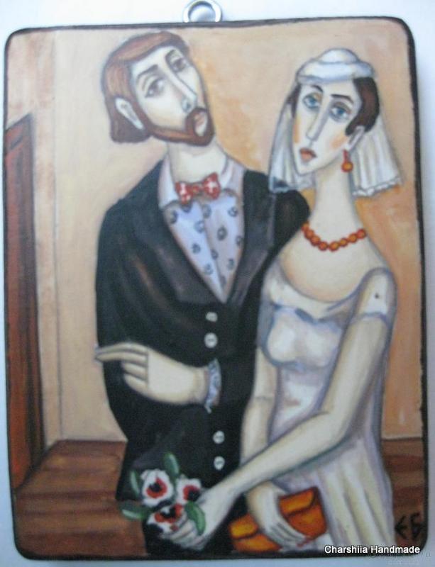 Painting ''Wedding 1''