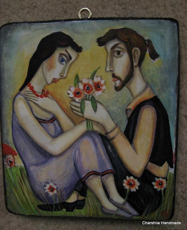 Painting ''Proposal 2''